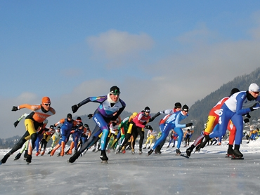 Winter-Triathlon